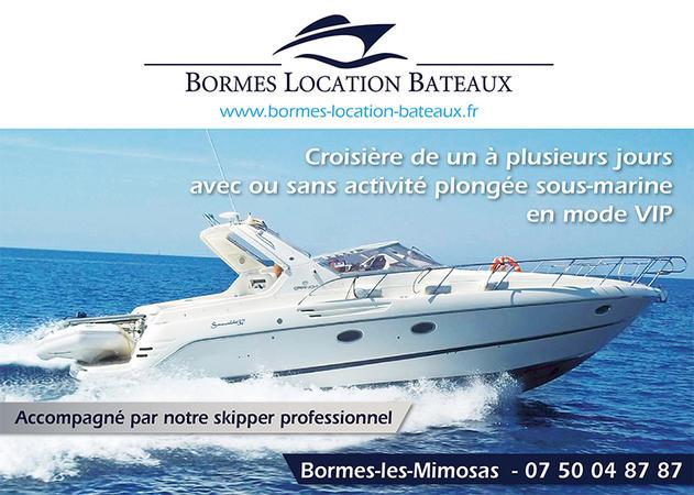 Location Bateau Bormes Les Mimosas